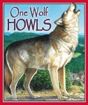 One Wolf Howls by Susan Detwiler